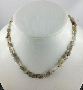Labradorit (Feldspat) - Halskette