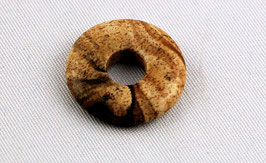 Jaspis Landschaftsjaspis (Kalahari Picture Stone) - Pi-Scheibe