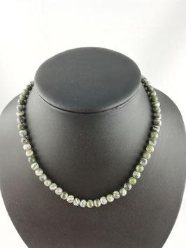 Serbentin (Silberauge) - Halskette
