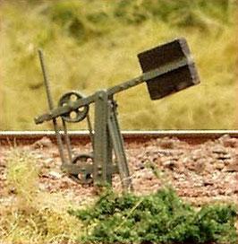 Weichen- oder Signal-Spannwerk