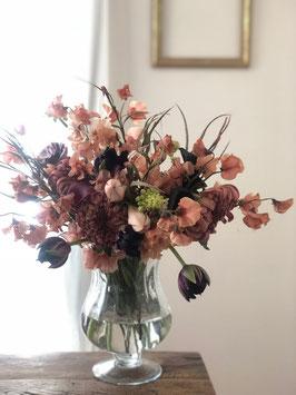 le coeul HOME bouquet  basic