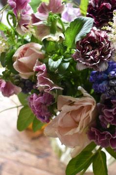 le coeul HOME bouquet  casual