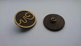 Hesinde Brosche/Amulett