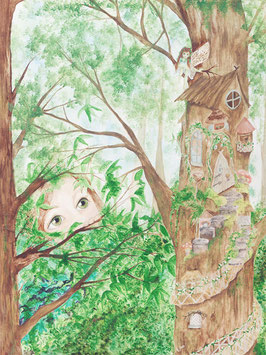 Treehouse Fairie