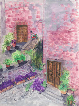 Vie De Luciagnano Porta