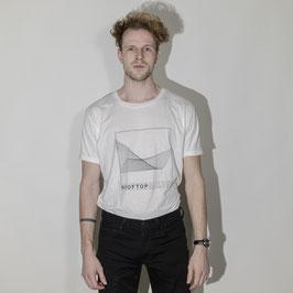 Shirt 'URANIUM' white