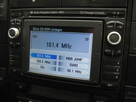 Aluringe für Navigation MFD - 1105