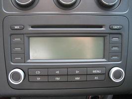 Aluringe für Radio RCD 200/300/500 & R100 - 1080