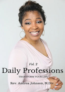 Daily Professions: Transform Your Life, Volume 2
