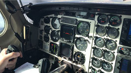 Checkflug Piper Cheyenne PA31T/42 innerhalb einer ATO