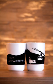 """KAHLA touch! Tasse """"Oberwiesenthal"""" 0,35l"""