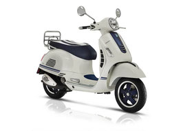VESPA GTS 300 Yacht Club ABS/ASR EURO4 NEW MODEL