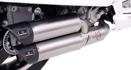 Remus Auspuff: RSC Dual Flow inkl. Katalysator (Euro 4) Edelstahl