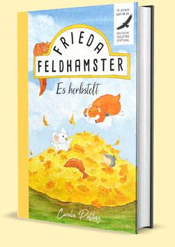 Frieda Feldhamster - Es herbstelt (Band 3)