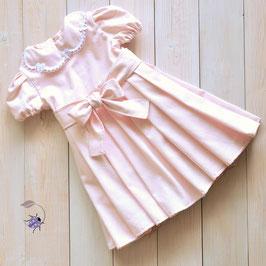 Festliches Kleid Rosenblüte