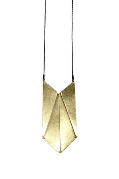 Bold Arrow Necklace