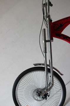 REPLICA - FOUR LEGGED FREAK SPRINGER FORK