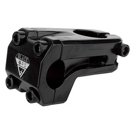 BLACK BMX STYLE HD THREADLESS STEM