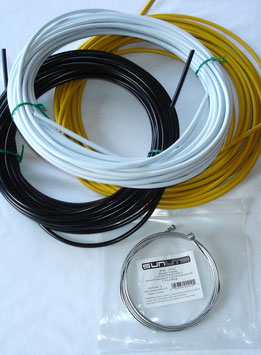 "EXTRA LONG 105"" inch BRAKE CABLES"