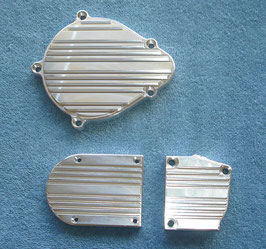 ENGINE SIDE COVERS - COMPLETE SET