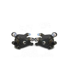 "DUAL ""mirrored"" Disc Brake Caliper"