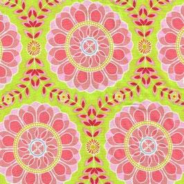 BW MM Helens Garden - Flower grün/rosa
