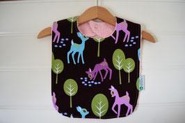 Lätzchen *Drops* - MM Pet Deer - rosa