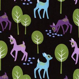 BW MM Pet Deer - Rehe