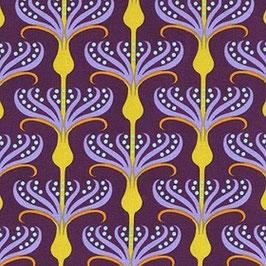 BW MM Helens Garden - piourette plum