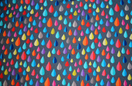 Jersey HHL Birds of a Feather - colour drizzle