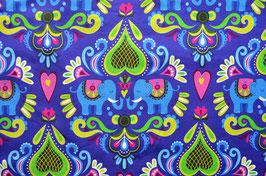 Jersey HHL Elephant Love - Elefant dunkelviolett