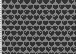 Sweat ByGraziela Herzen - schwarz/grau