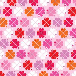 Jersey ByGraziela Klee - rosa/bunt