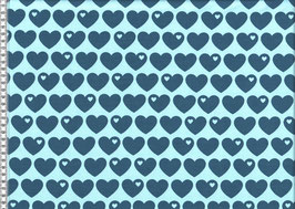 Sweat ByGraziela Herzen - blau/türkis