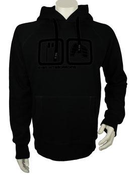 Basic Hoodie Black/Black