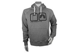 Basic Hoodie Grey/Black