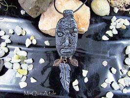 Halskette Talisman Indianer Maya Inka