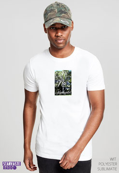 T-shirt Wit KANKANTRIE NR011