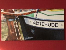 Leinwand 100x50 cm, Hansestadt Buxtehude, Art. #BUX042