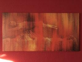 Leinwand 100x50 cm, Hansestadt Buxtehude, Art. #BUX043