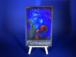Holzquadrat Hansestadt Buxtehude 10x15x1,9 cm