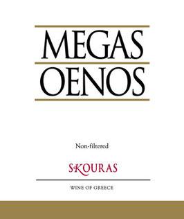 Megas Oenos (Großer Wein) 2013