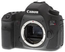 CANON EOS 5DS R 50 Mp