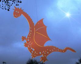 """Drache / dragon """"Drachi"""", 38 - 66 cm"""