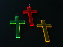 """Anhänger / pendant """"Cross"""""""