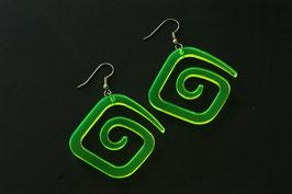 """Ohrringe / earrings """"GOACube"""" (Paar/pair)"""
