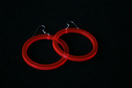 """Ohrringe / earrings """"Circle"""" (Paar/pair)"""