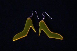 """Ohrringe / earrings """"Heel"""" (Paar/pair)"""