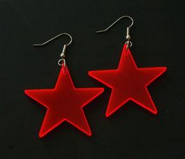 """Ohrringe / earrings """"MiniStar"""" (Paar/pair)"""