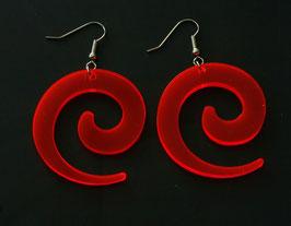 """Ohrringe / earrings """"GOACircle"""" (Paar/pair)"""